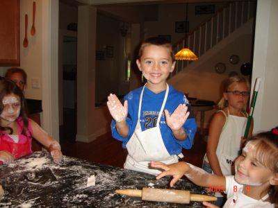 Children's Cooking Class (Asheville)