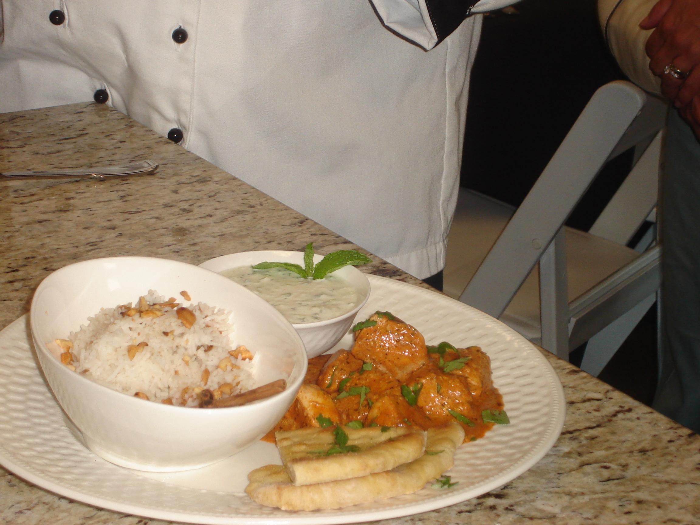 Chef's Challenge Winning Recipe