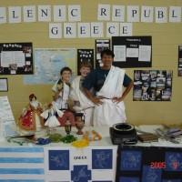 Going to Greece No Passport Necessary