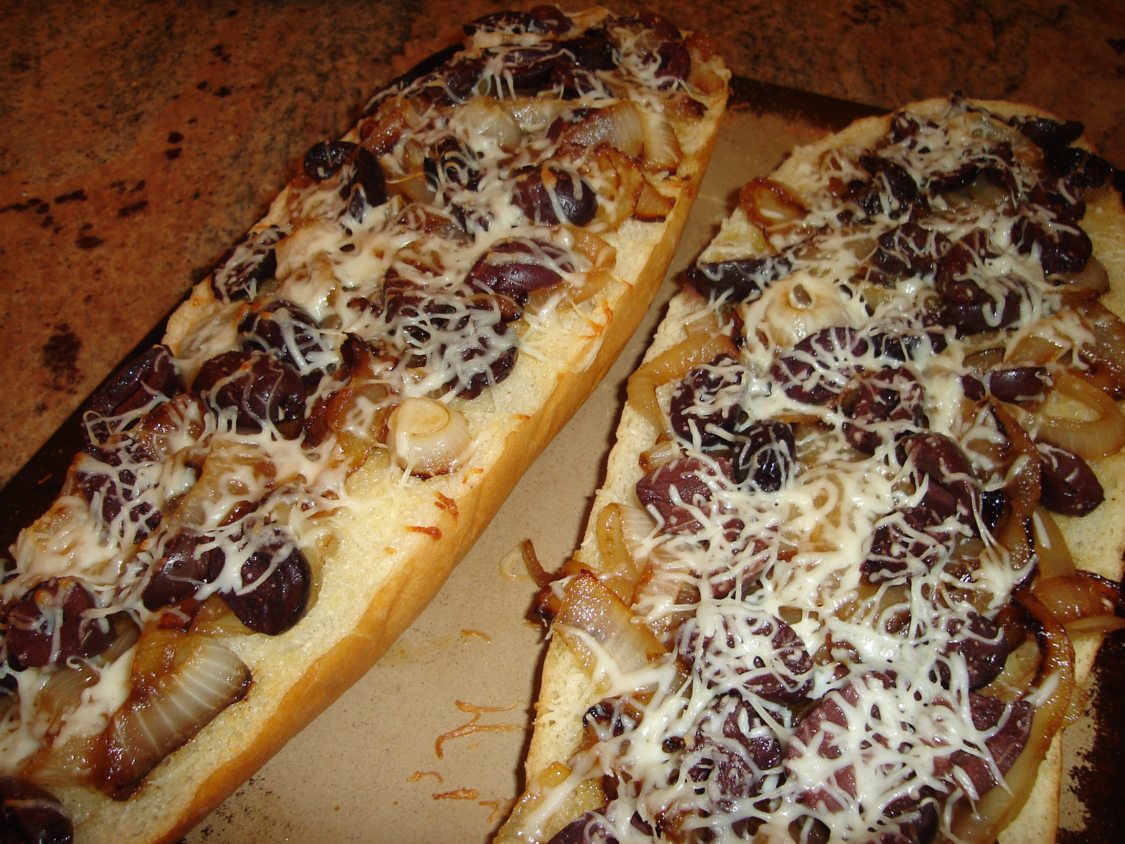 ... of garlic bread to kalamata olive and garlic kalamata olive and garlic