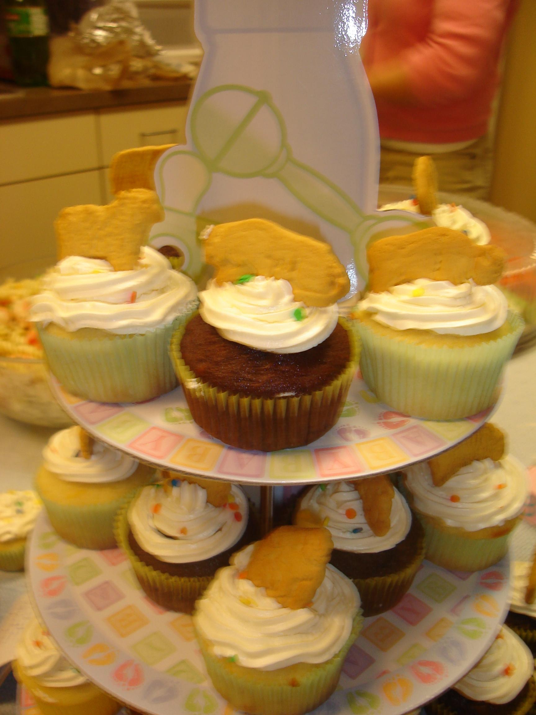 Buttermilk Citrus Cupcakes