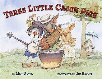 The Three Little Cajun Pigs