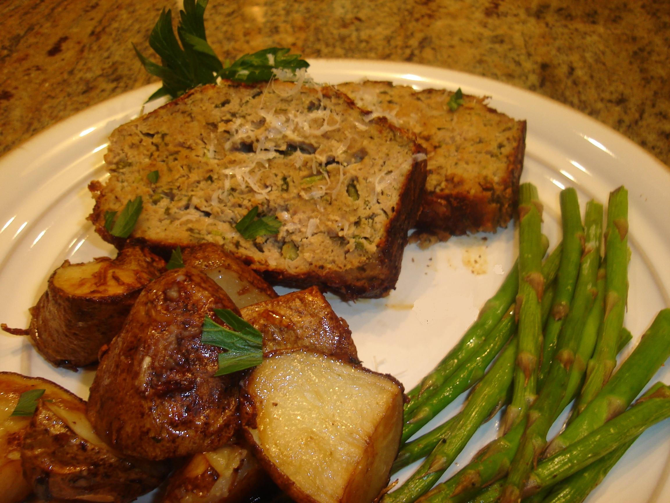 Turkey Meatloaf 2