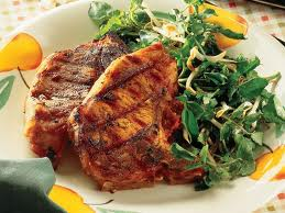 Citrus Marinated Pork Chops