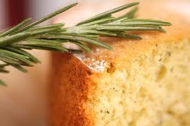 Citrus Rosemary Olive Oil Cake
